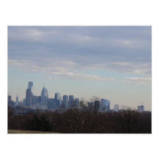 The City of Philadelphia, PA Print