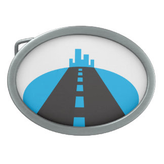 The City Road Belt Buckle