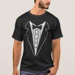 the classic tuxedo T-Shirt