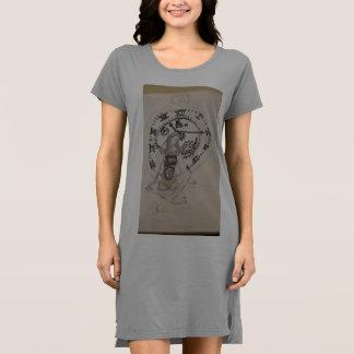 The clockwork ARTist Dress
