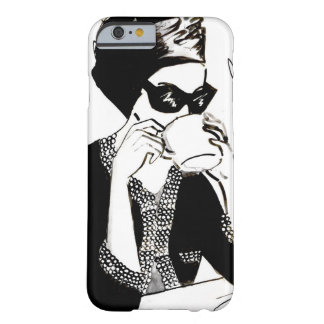 The Coffee Girl Barely There iPhone 6 Case