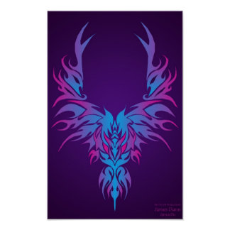 The Cold Phoenix Poster