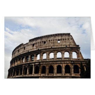 The Coliseum Card