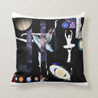 The Collage Ballet Cushion