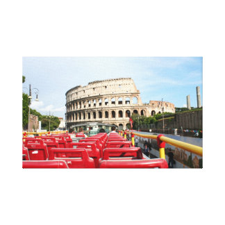 The Colosseum Gallery Wrap Canvas