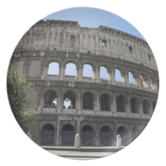 The Colosseum is situated in Rome, Italy. Its an 2 Plate