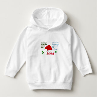 The Common thing in Sanata and me... Hoodie