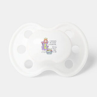 THE CONCEPT OF HOUSEWORK BooginHead PACIFIER