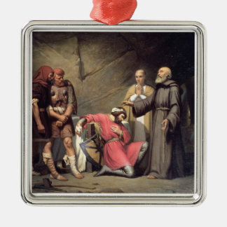The conversion of Robert, Duke of Normandy, known Christmas Ornament