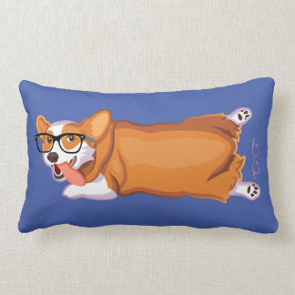 The Corgi Sploot Lumbar Cushion