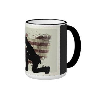 The Cost of Freedom Ringer Mug