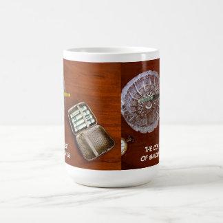 The Cost of Smoking. Classic White Coffee Mug