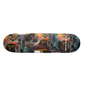 The Cost Skate Deck