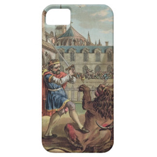 The Courage of Pepin (714-68), engraved by Jean Ba iPhone 5 Covers