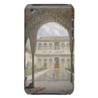 The Court of the Alberca in the Alhambra, Granada, Case-Mate iPod Touch Case