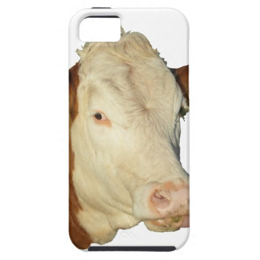 The Cow iPhone 5/5S Covers