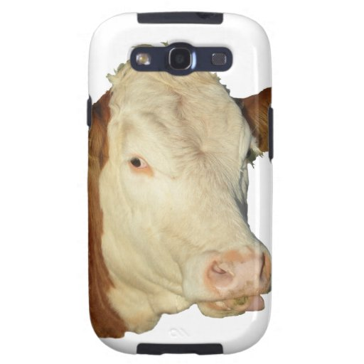 The Cow Samsung Galaxy S3 Case