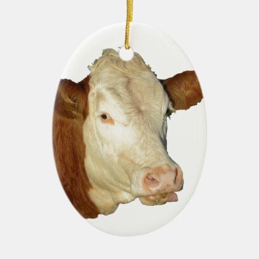 The Cow Ornament