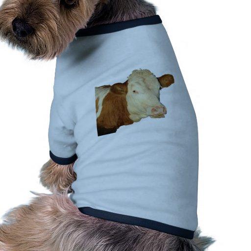 The Cow Pet Tee Shirt