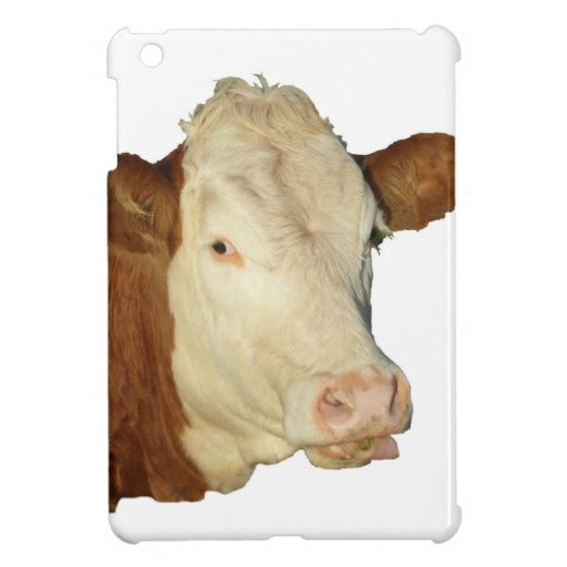 The Cow Case For The iPad Mini