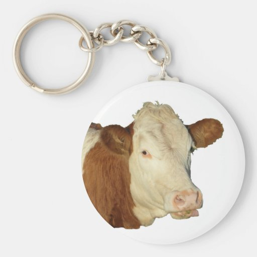 The Cow Keychains