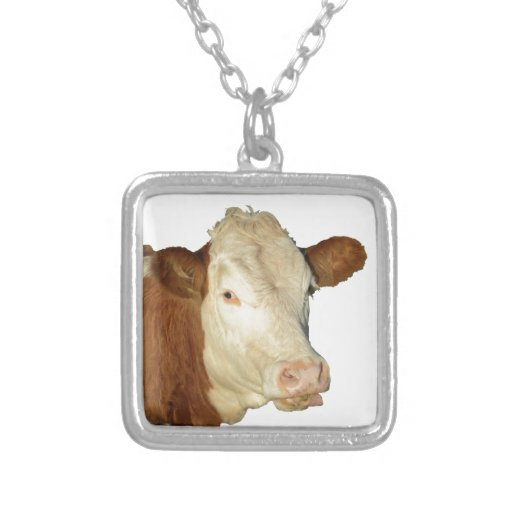 The Cow Custom Necklace