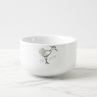 The Crane Collection - Soup Mug