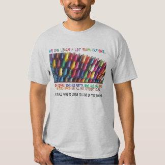 The Crayons Tee