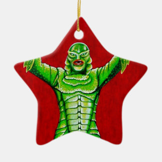 THE CREATURE CHRISTMAS ORNAMENT