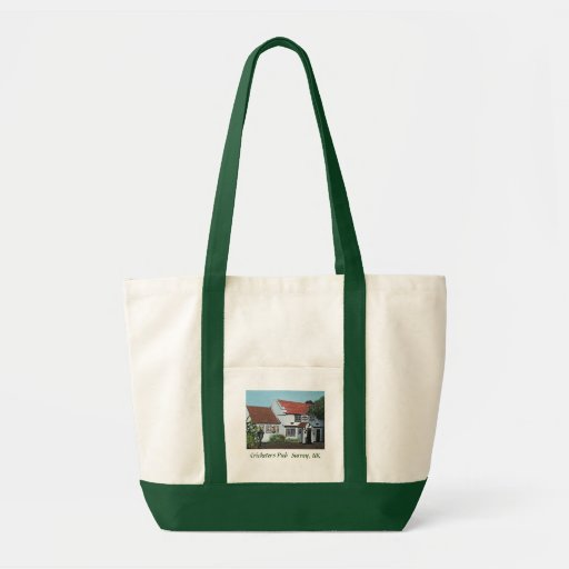 The Cricketer Pub 2009, Cricketers Pub  Surrey, UK Tote Bags