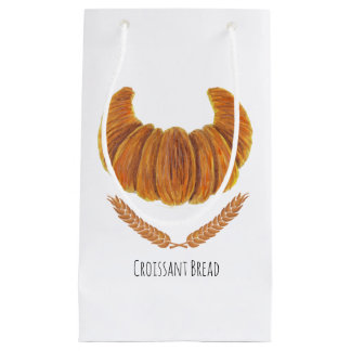 The Croissant Bread Small Gift Bag