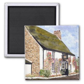 'The Crown Inn (St. Ewe)' Magnet