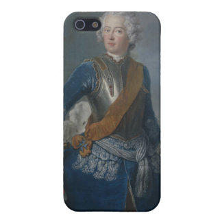 The Crown Prince Frederick II, c.1736 iPhone 5/5S Cases