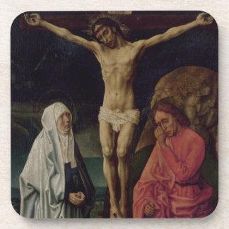 The Crucifixion (panel) 2 Coasters