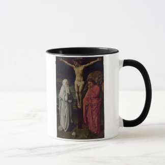 The Crucifixion (panel) 2 Mug