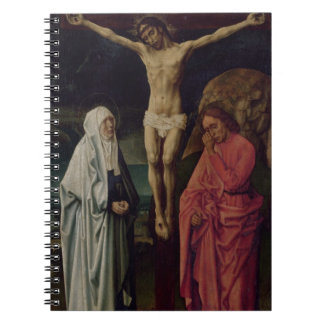The Crucifixion (panel) 2 Spiral Notebooks