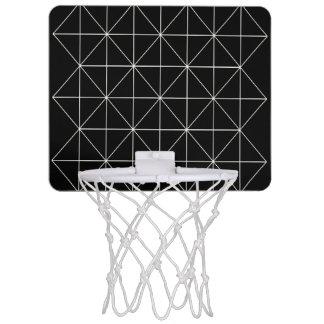The Crystal Temple Sacred Geometry Mini Basketball Hoop