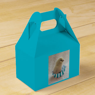 The Cupcake Chick box Party Favour Boxes
