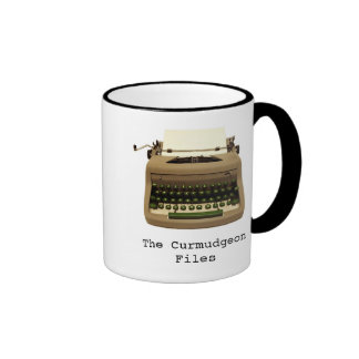 The Curmudgeon Files Mug