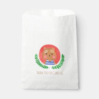The Cute Bear Favour Bags