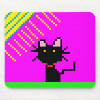 The Cute Cat Mouse Pad