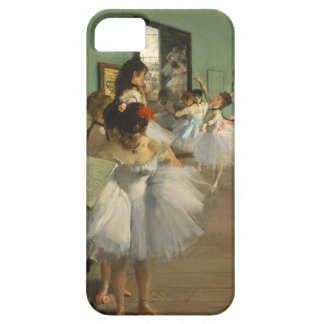 The Dance Class. Edgar Degas iPhone 5 Cover