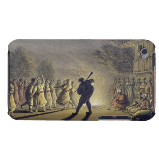 The Dance of the Bulgarian Peasants, pub. by Willi Barely There iPod Cases