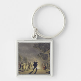 The Dance of the Bulgarian Peasants, pub. by Willi Key Ring