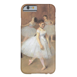 The Dancing Class by Edgar Degas, Vintage Ballet Barely There iPhone 6 Case
