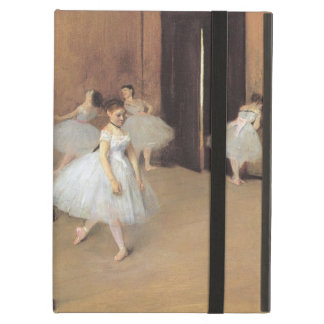 The Dancing Class by Edgar Degas, Vintage Ballet Case For iPad Air