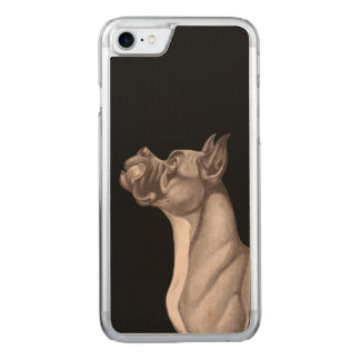 THE DANE iPhone 6 Wood Carved iPhone 8/7 Case