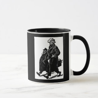 The Day of the Dead Gangsters circa 1955. Mug