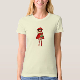 The Day of The Dead Red Riding Hood T Shirts