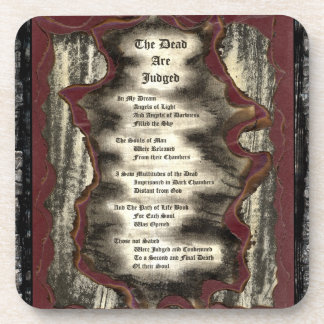 The Dead Are Judged Coaster